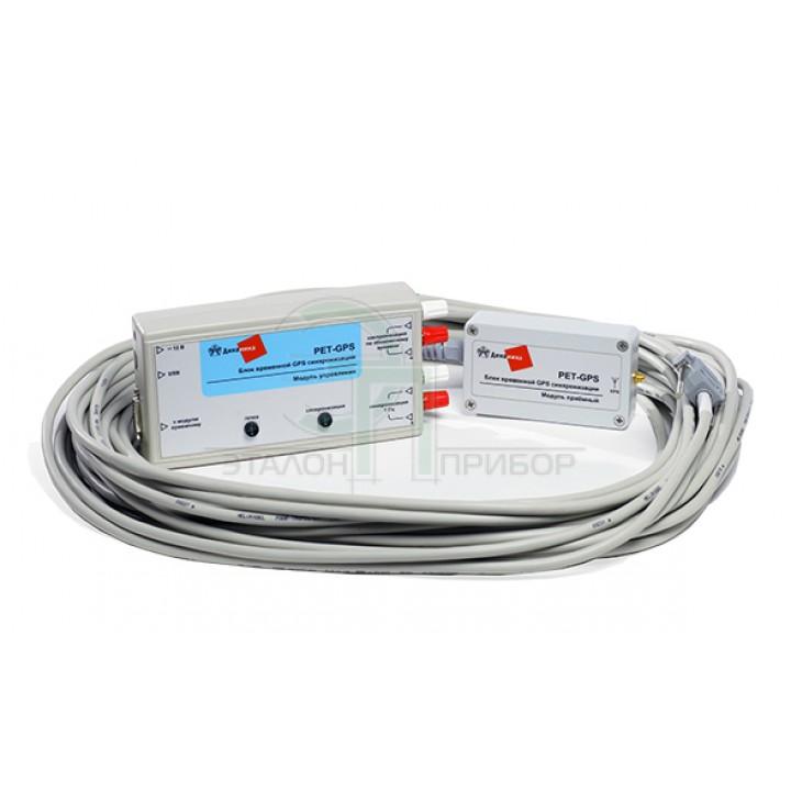 РЕТ-GPS - Блок тимчасової GPS-синхронізації