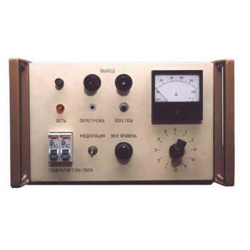 ГЗЧ-2500 - Генератор звукової частоти