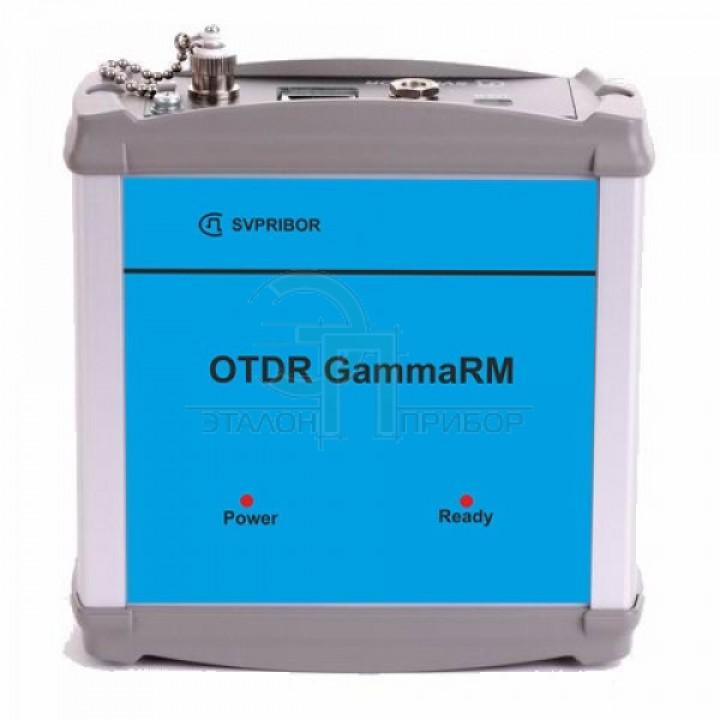 Оптические рефлектометры GAMMA --- GammaRM