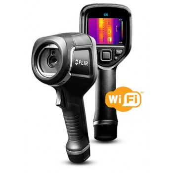 FLIR E6xt (WI-FI) - Тепловізор для енергоаудиту