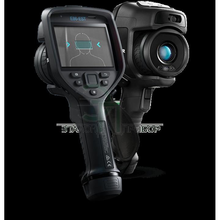 FLIR E86-EST 24° - Тепловізор для енергоаудиту