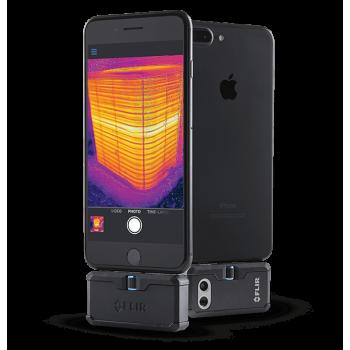 FLIR ONE Pro for iOS - Тепловізор для енергоаудиту