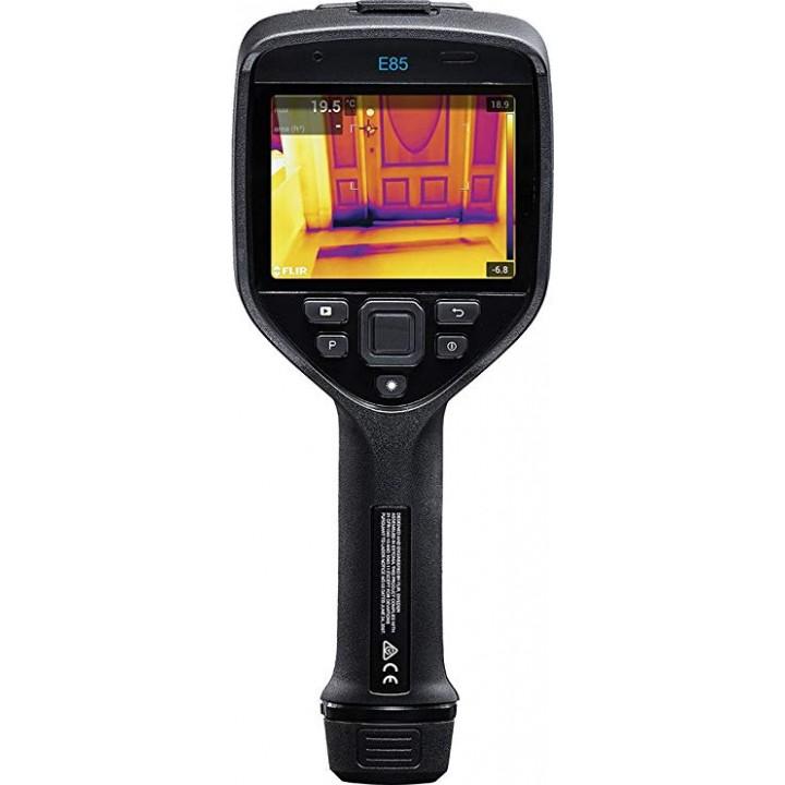 FLIR E85 w/42° Lens, 384x288, -20°C to +1200°C - Тепловізор промисловий