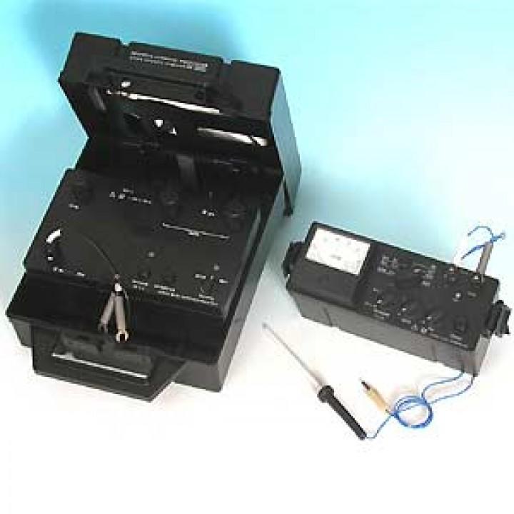 ЭКО200 - измеритель напряжения прикосновения и тока короткого замыкания