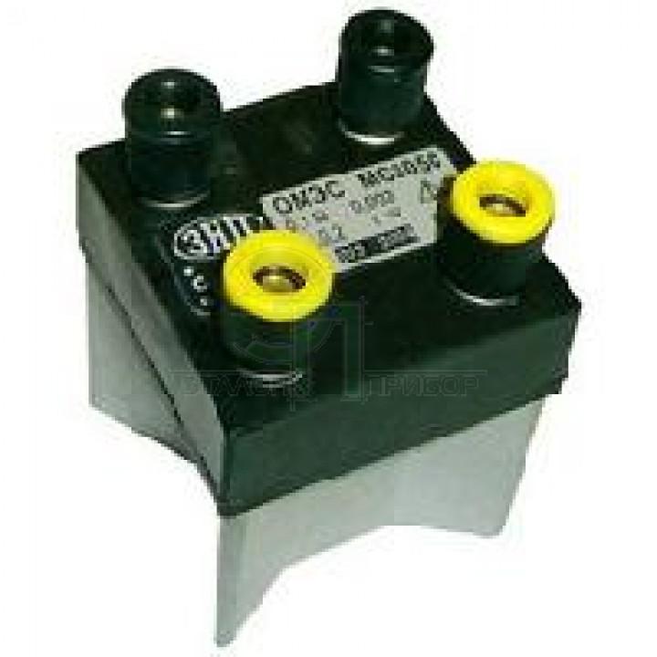 МС3080 - Герметизированные низкоомные МЕРЫ электрического сопротивления однозначные
