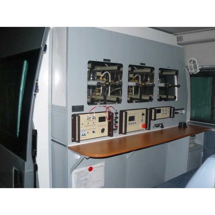 КАЭЛ-5 - Электротехническая лаборатория