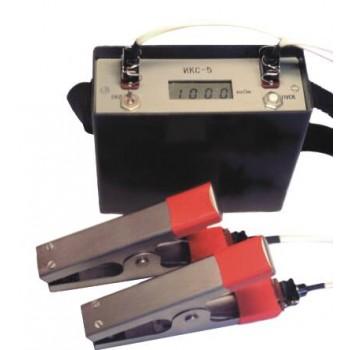 ИКС-5 - цифровой микроомметр