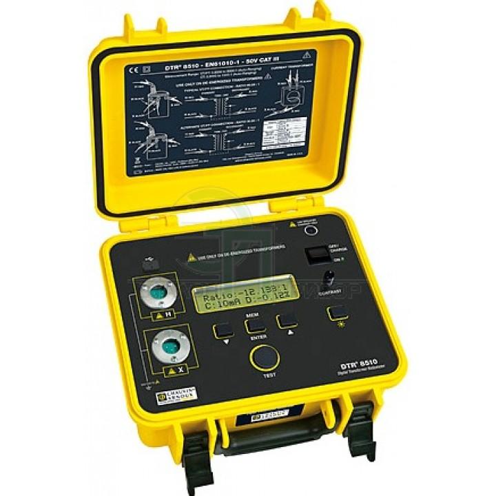 DTR-8510 - Вимірювач коефіцієнта трансформації