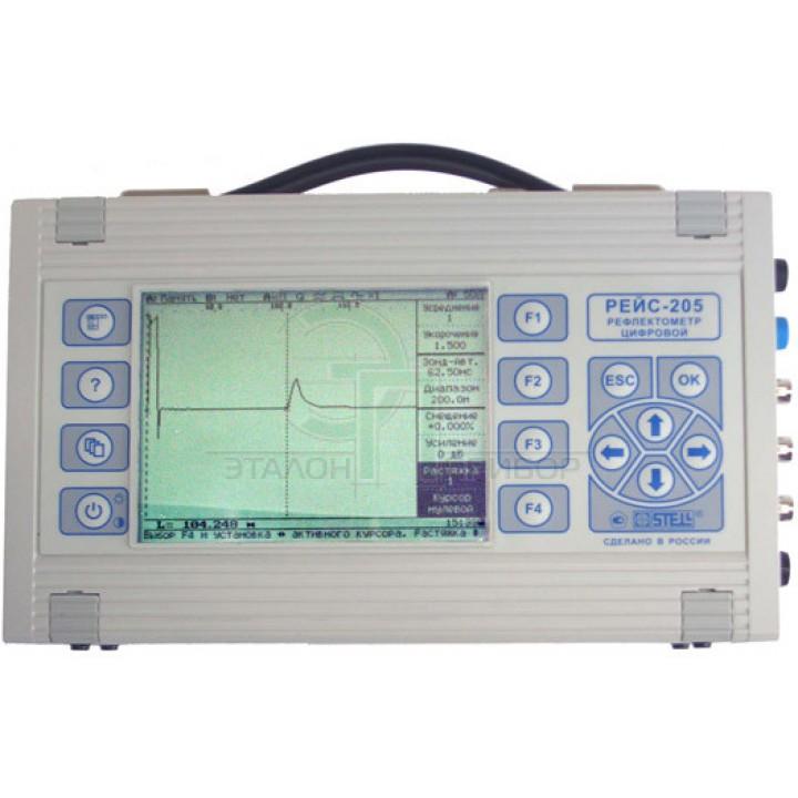 РЕЙС-205 - Рефлектометр цифровий