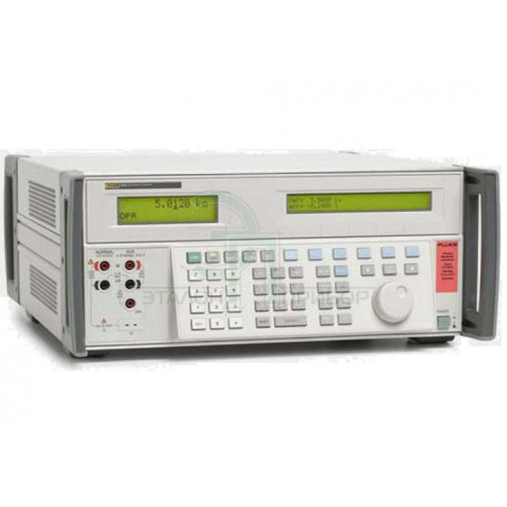 FLUKE 5502E - Калібратор багатофункціональний
