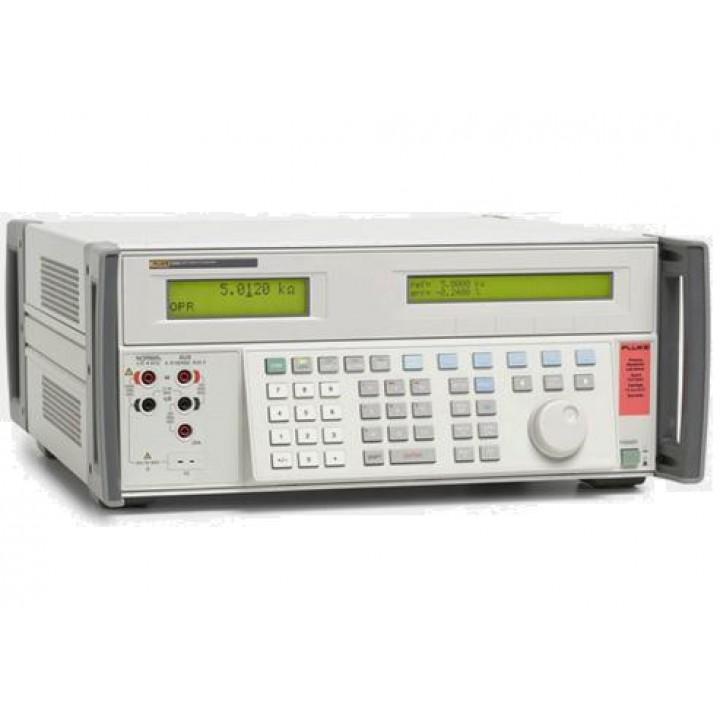 Fluke 5502E - Многофункциональный калибратор