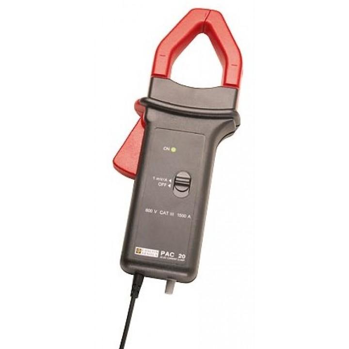 РАС 22 Токовые клещи – датчики постоянного и переменного тока  для использования с осциллографами