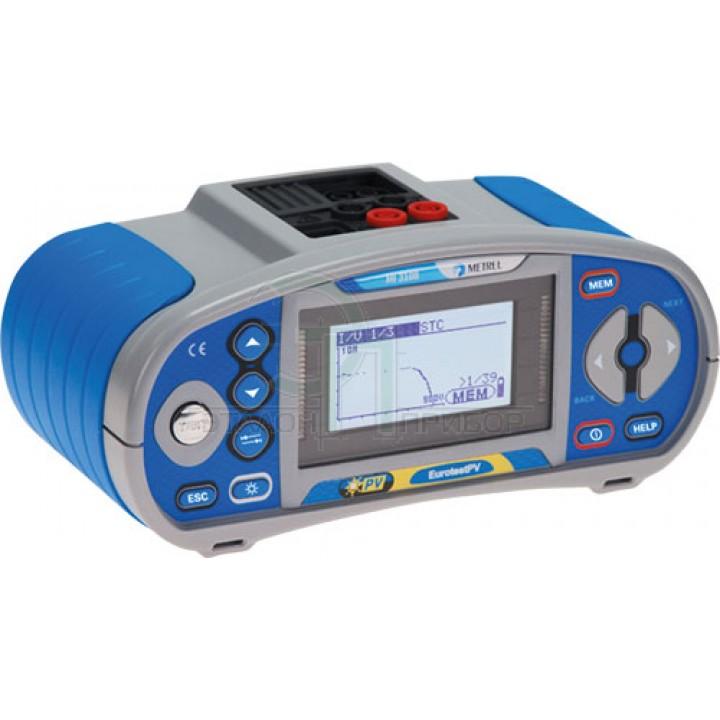 MI 3109 ST - Вимірювач параметрів фотоелектричних установок