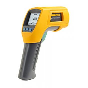 Fluke 568 и 566 - ИК и контактные термометры