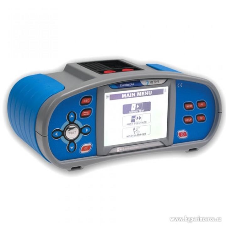MI 3105ST Многофункциональный измеритель параметров установки