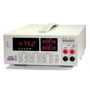 ABM Е6-25 - Программируемый миллиомметр