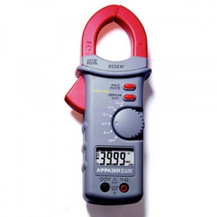 APPA 36II - Кліщі електровимірювальні цифрові