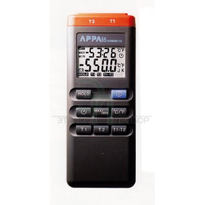 APPA 55 II - Термометр цифровий