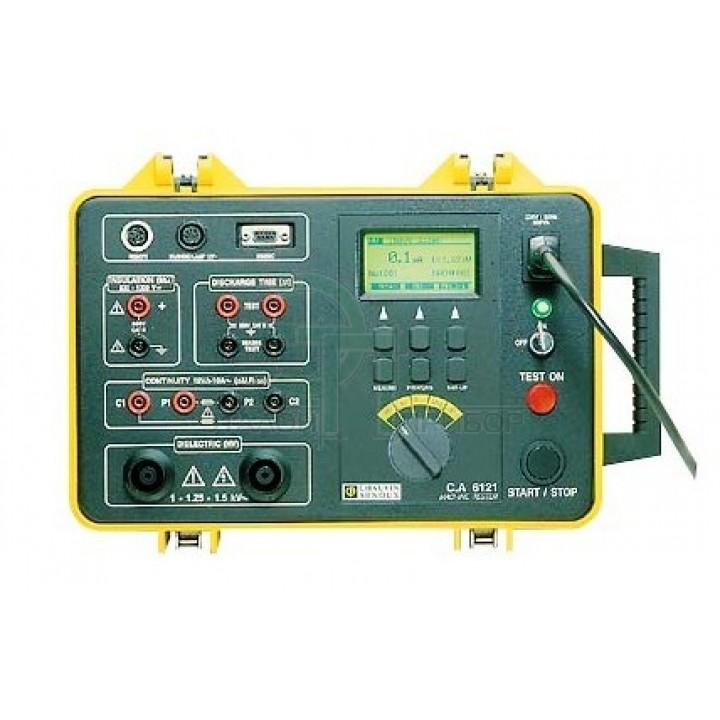 С.А 6121 Прибор для проверки электрических машин