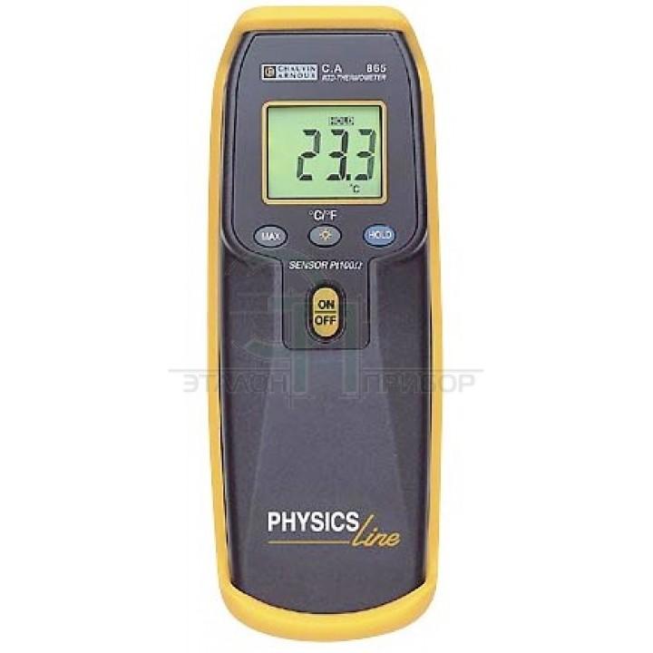 С.А 865 Контактный  термометр для терморезисторов