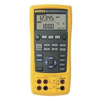 Fluke 724 - Калібратор вимірювачів температури