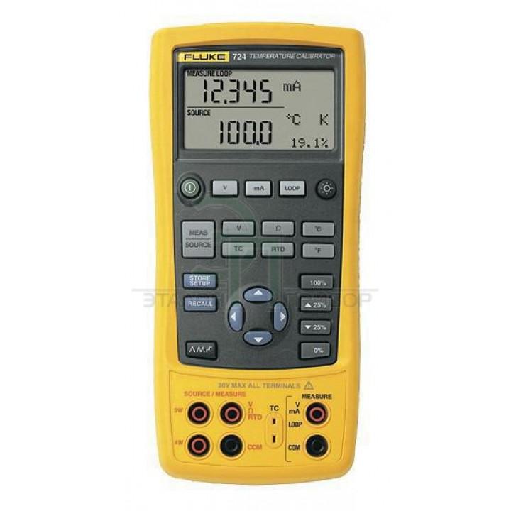 Калібратор вимірювачів температури