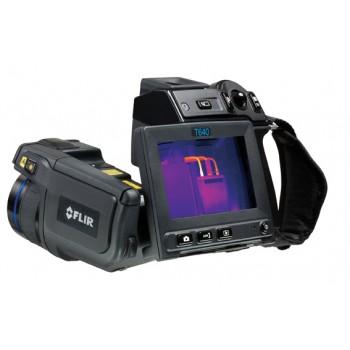 FLIR T640 w/15° Lens, 640x480, -40°C to +2000°C - Тепловізор