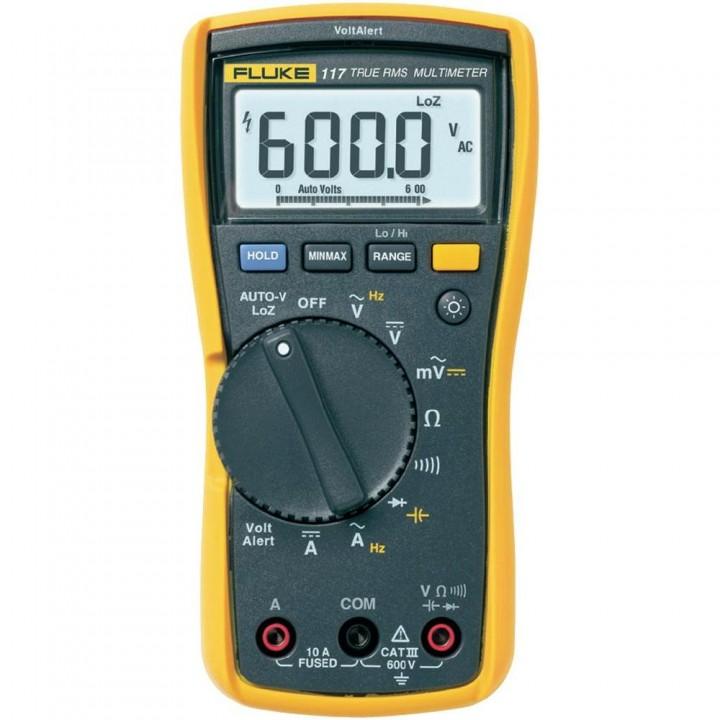 Fluke 117 - Ручний мультиметр TrueRMS