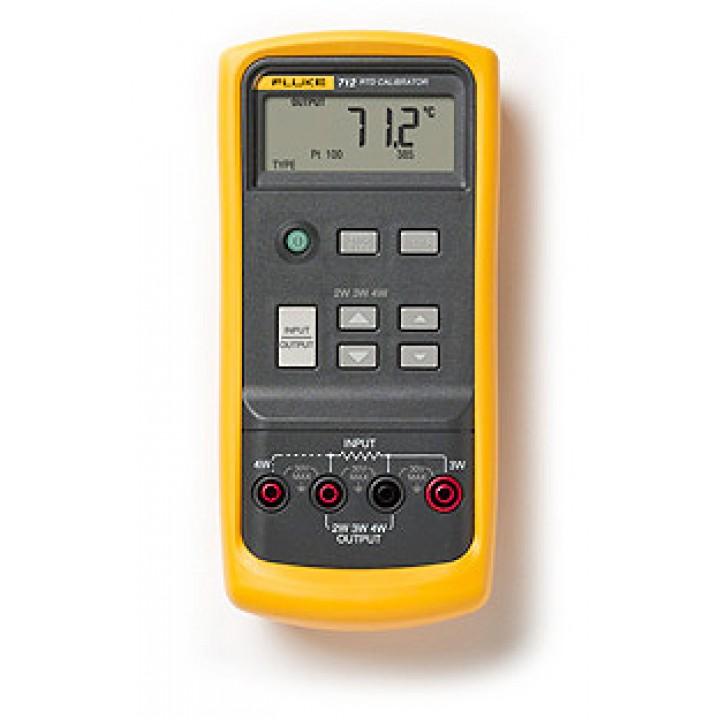 Fluke 712 - Калибратор измерителей температуры