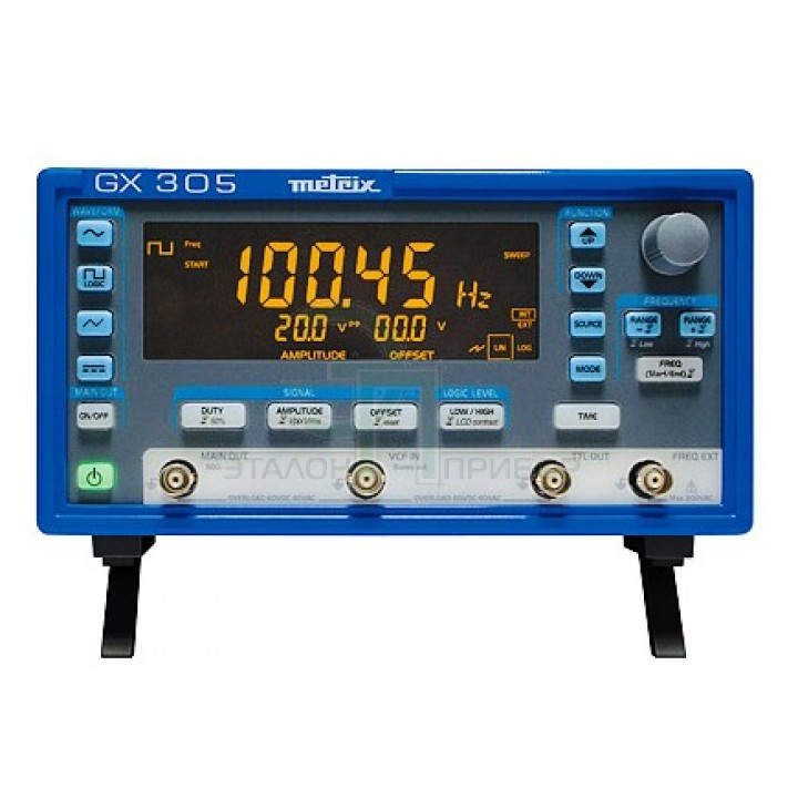 GX 305 DDS Генератор частотомер