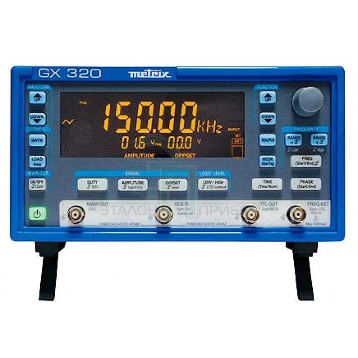 GX 320 Генератор - Частотомер