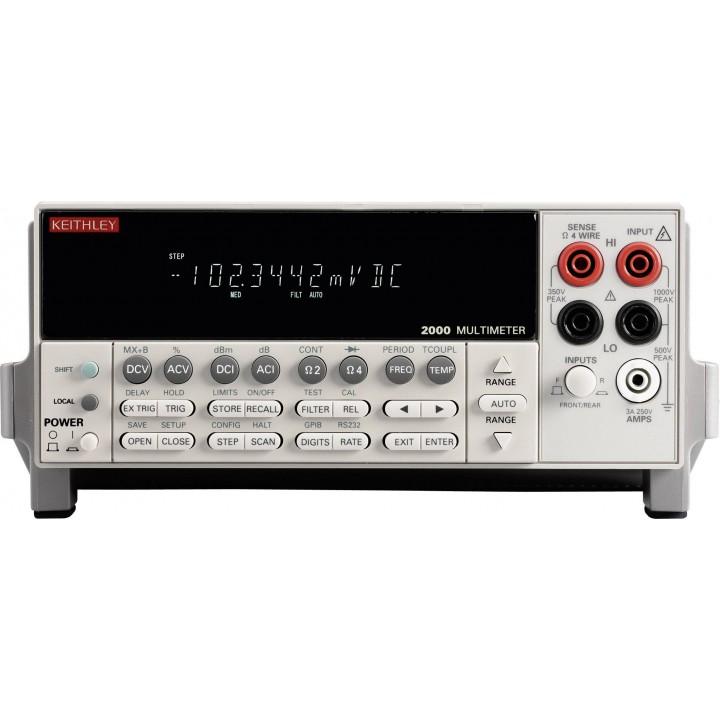 2000/E - Мультиметр цифровий