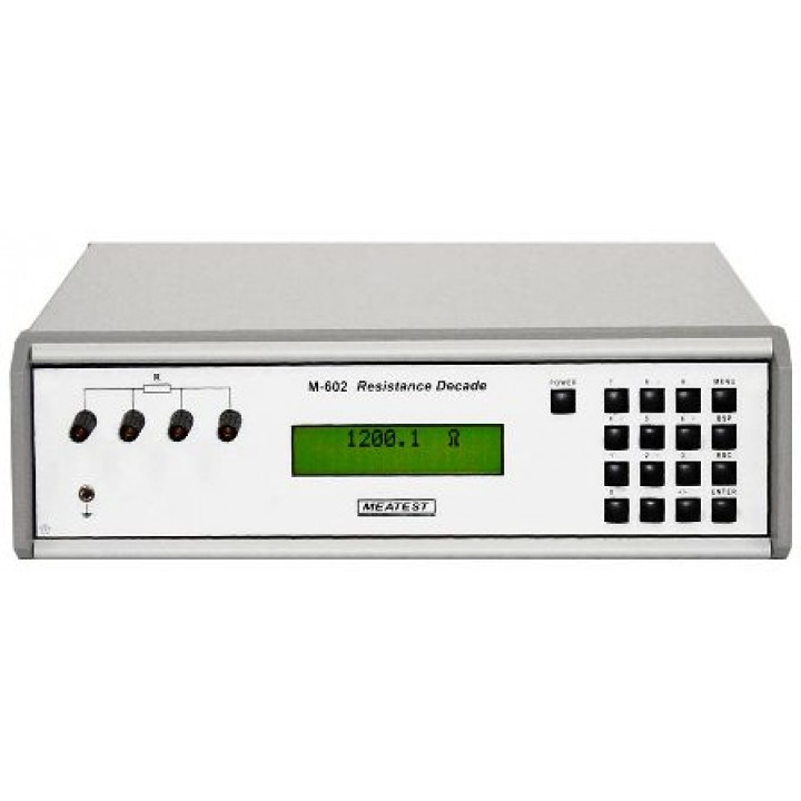 M602-V1000 - Декада опору програмована 200 ppm
