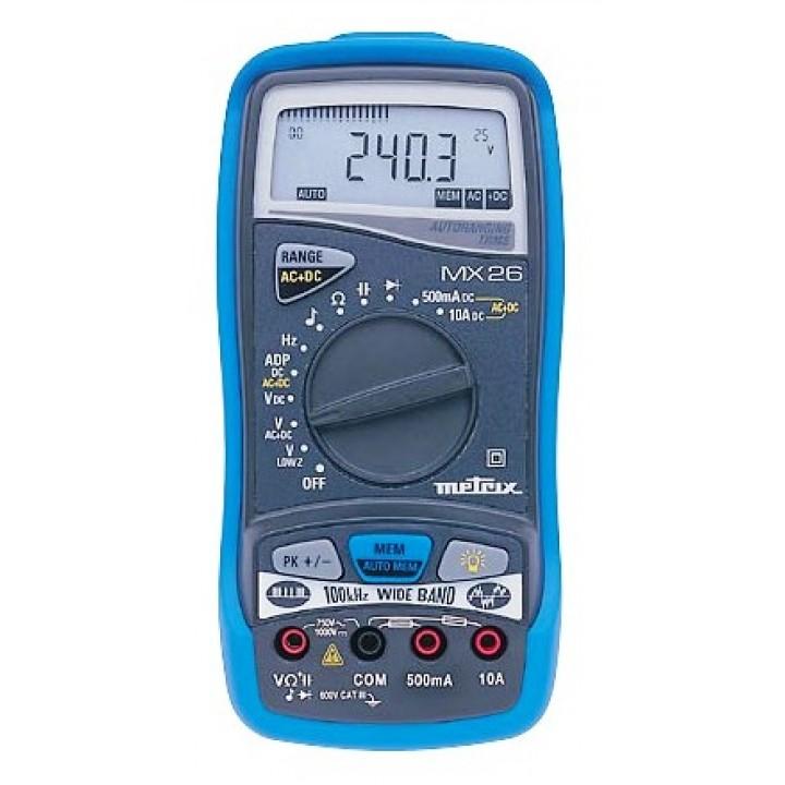MX 26 Мультиметр