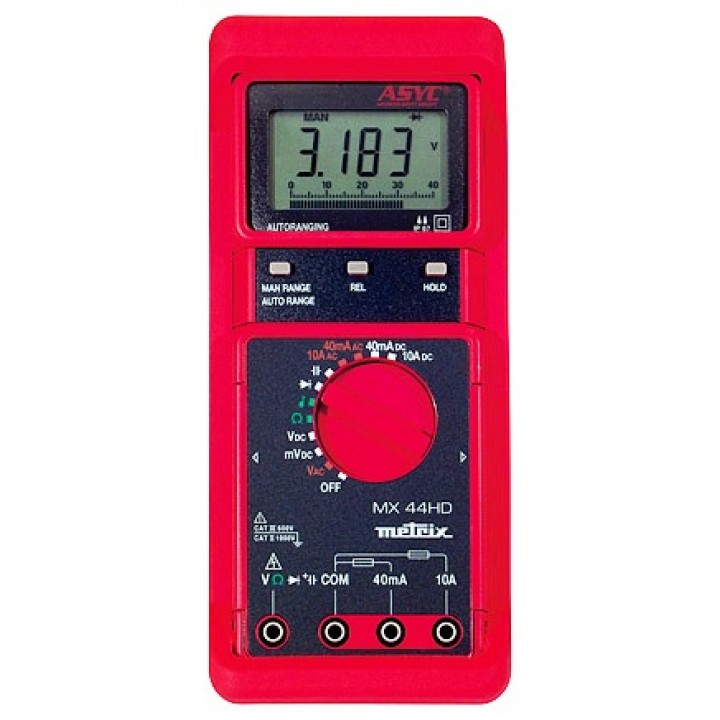 MX 44HD Мультиметр
