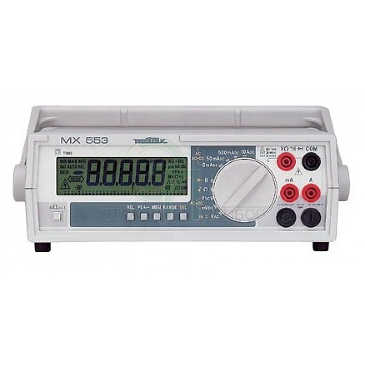 MX 553 Мультиметр