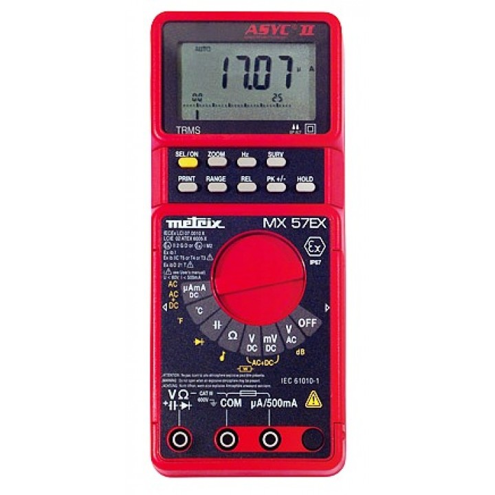 MX 57 Мультиметр