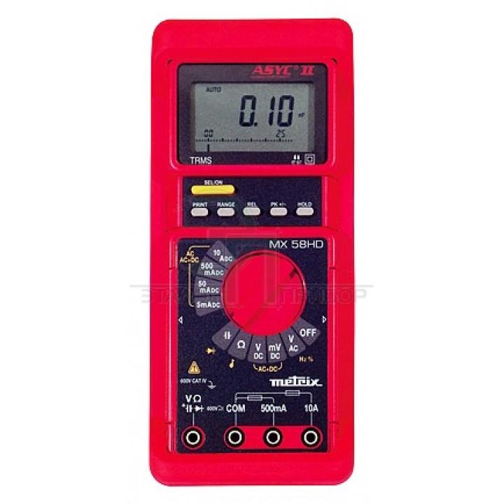MX 58 Цифровой мультиметр