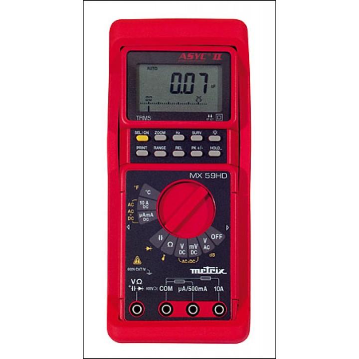 MX 59 Цифровой мультиметр