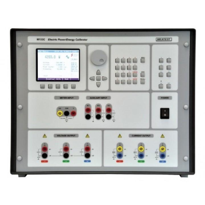 M-133Ci (3 phase) - Калібратор потужності/енергії трифазний
