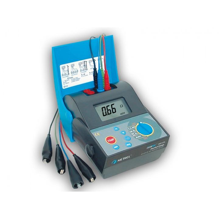 MI 2124 - Измеритель сопротивления заземления