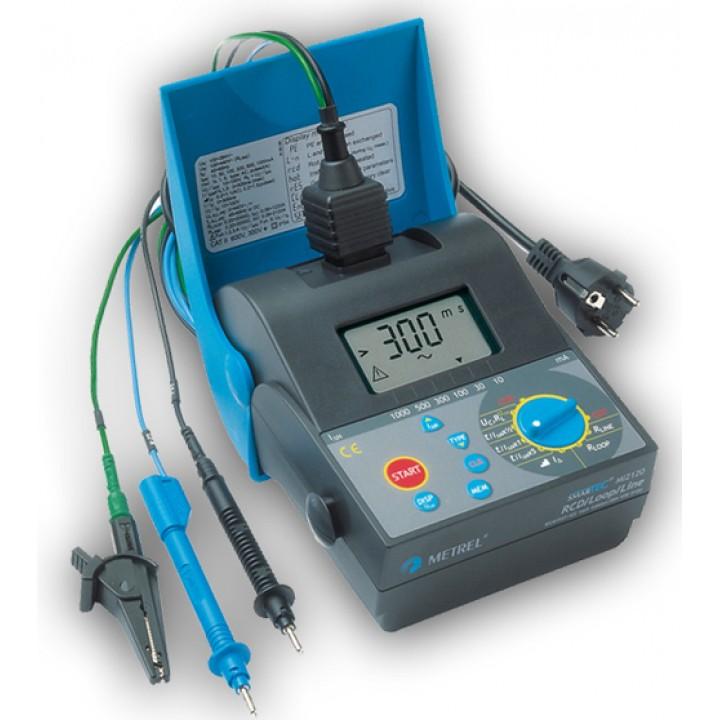 MI 2120 - Измеритель параметров УЗО и линии (контура) Metrel