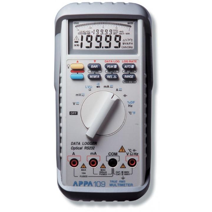 APPA 109N (USB) - Мультиметр цифровий
