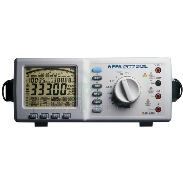 APPA 207 USB - Мультиметр цифровий