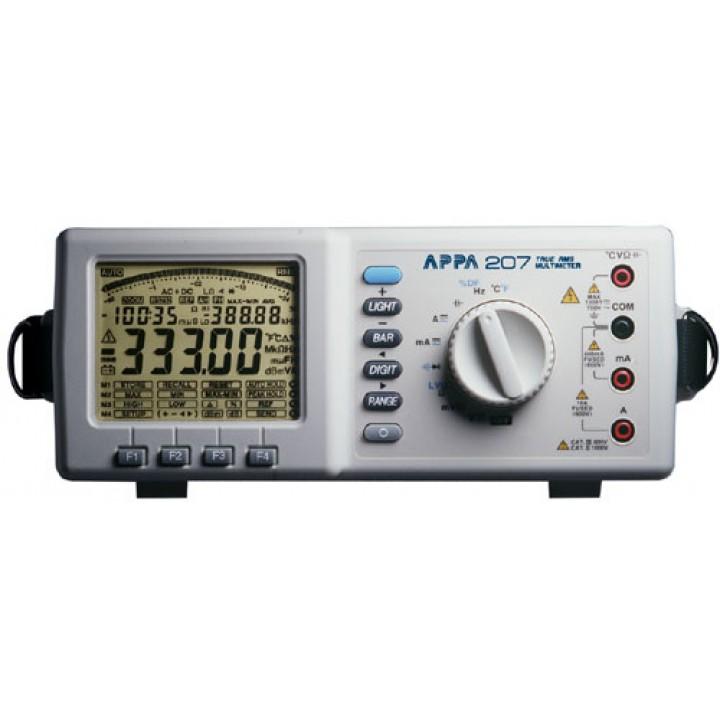 APPA 207 RS - Мультиметр цифровий