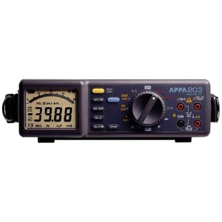 APPA 203 - Мультиметр лабораторный