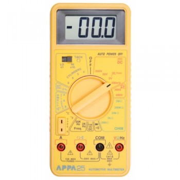 APPA 25 - Мультиметр автомобільний