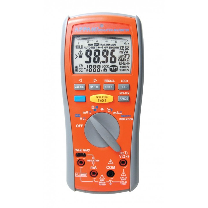 APPA 607 - Мегаомметр цифровий