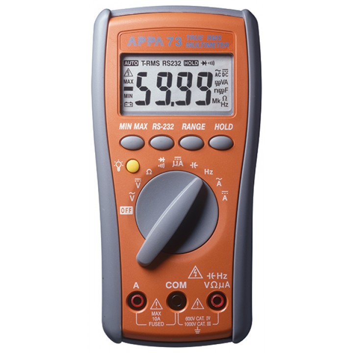 APPA 73 (RS 232) Цифровой мультиметр