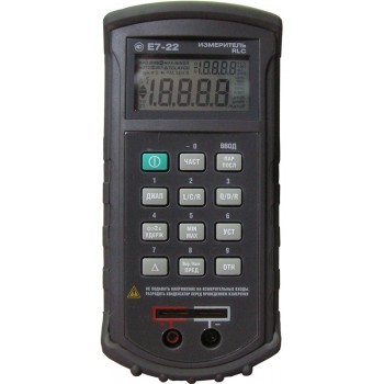 Е7-22 - Вимірювач параметрів  LCR